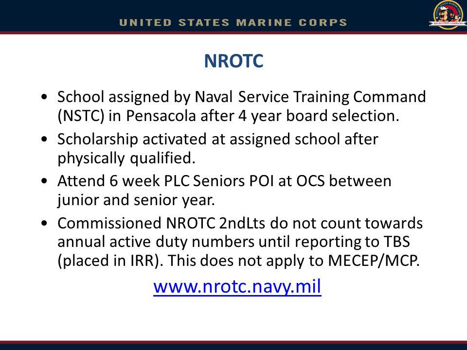 NROTC www.nrotc.navy.mil