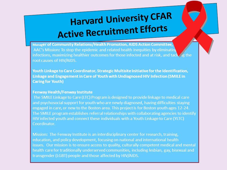 Harvard University CFAR