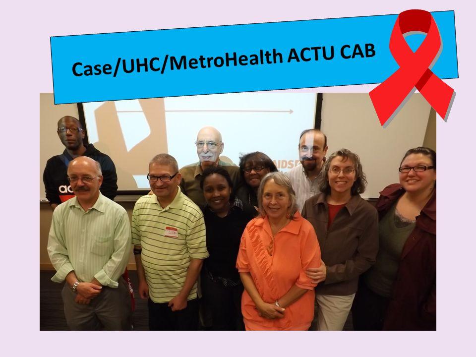 Case/UHC/MetroHealth ACTU CAB