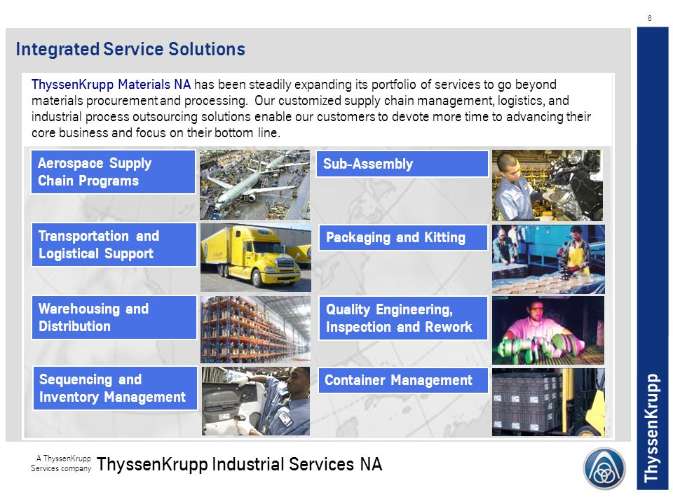 Integrated Service Solutions