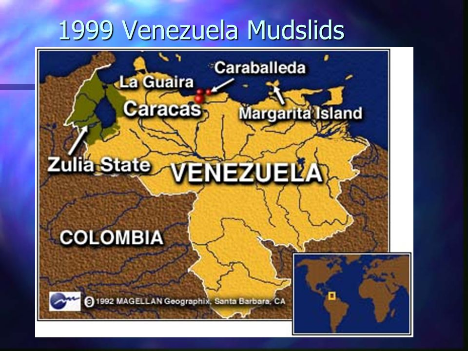 1999 Venezuela Mudslids