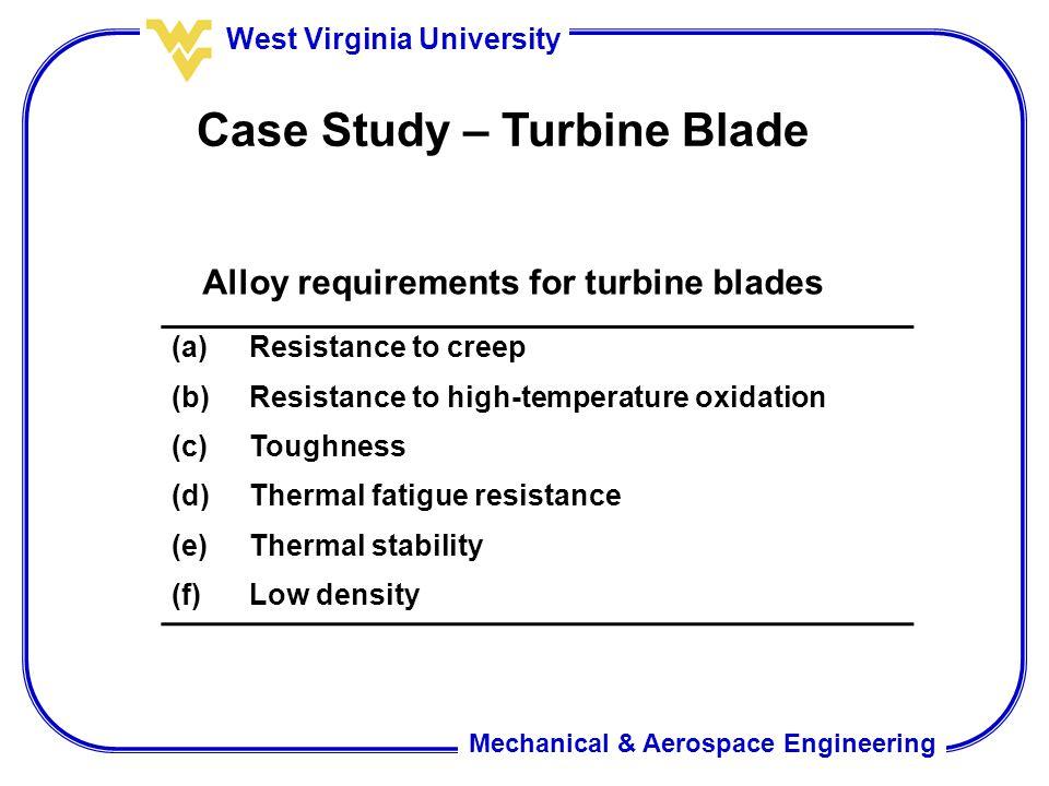 Case Study – Turbine Blade