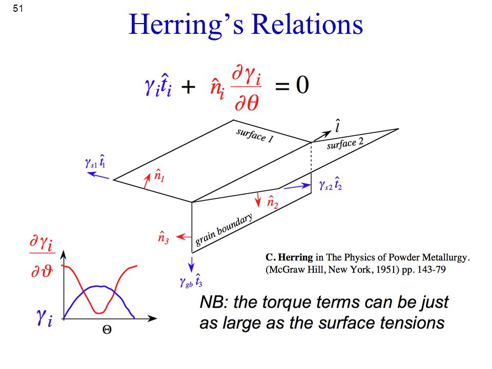 Herring's Relations
