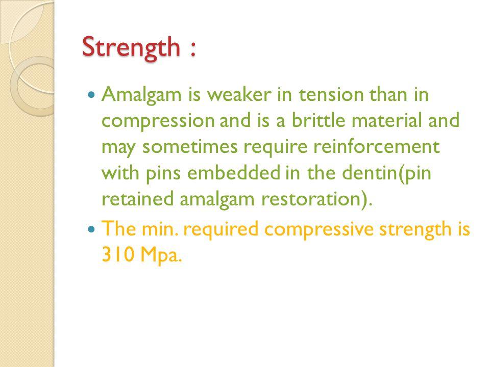 Strength :