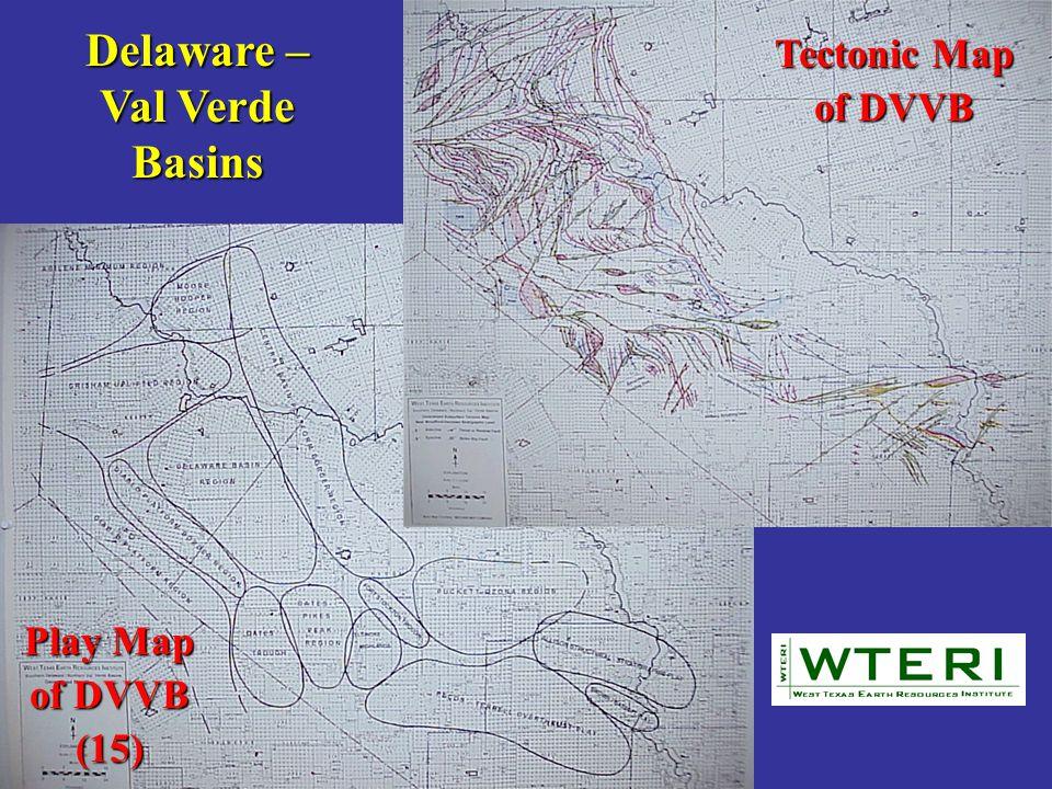 Delaware – Val Verde Basins