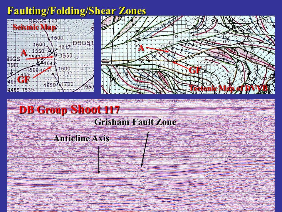 Faulting/Folding/Shear Zones