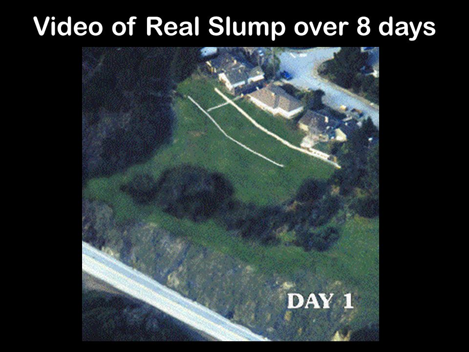 Video of Real Slump over 8 days