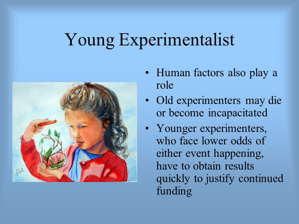 Young Experimentalist