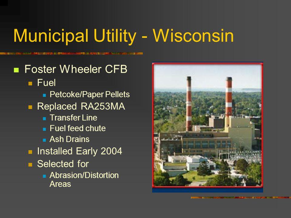 Municipal Utility - Wisconsin