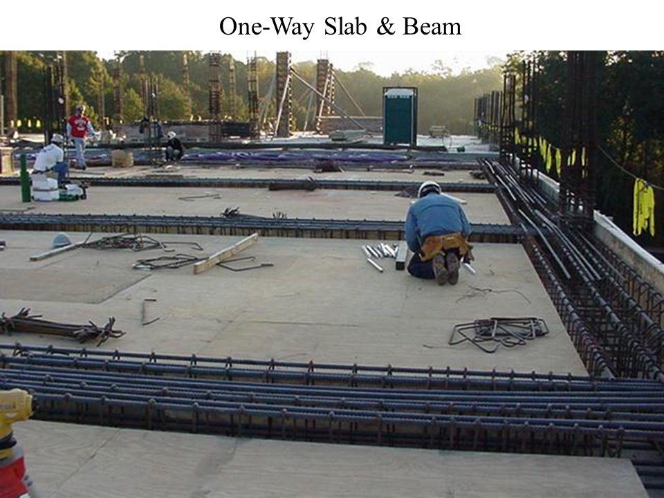 One-Way Slab & Beam