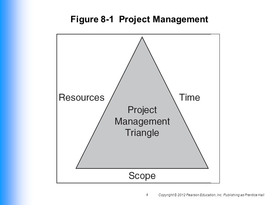 Figure 8-1 Project Management