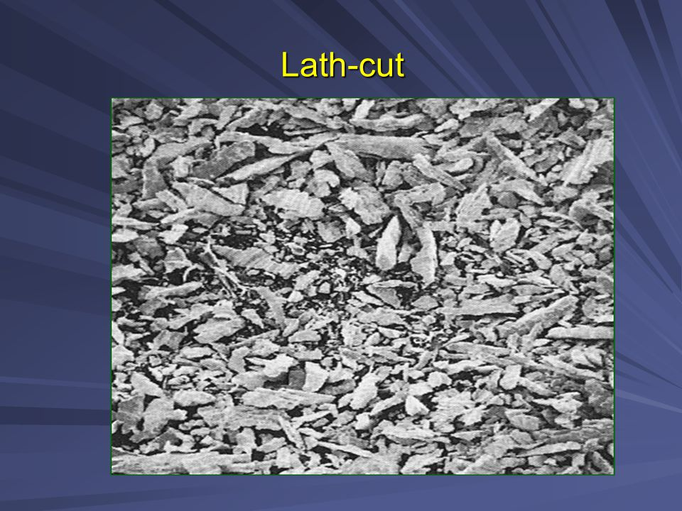 Lath-cut