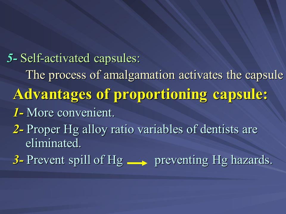 5- Self-activated capsules: