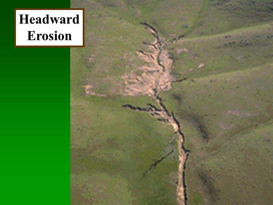 Headward Erosion