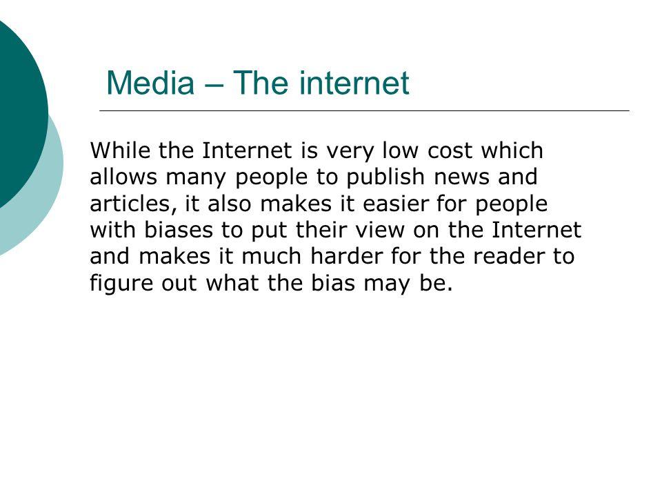 Media – The internet