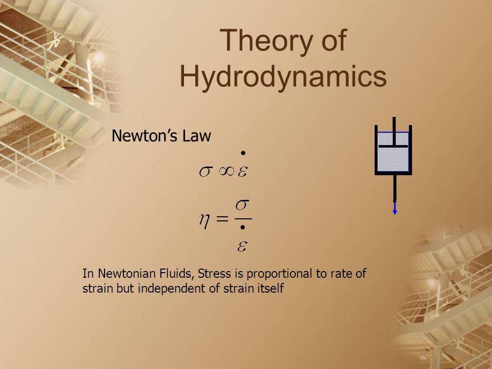 Theory of Hydrodynamics