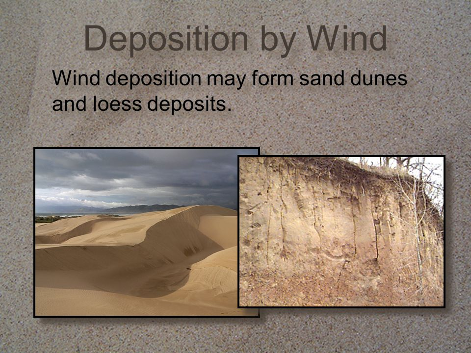 Erosion and Deposition by Wind - ppt video online download