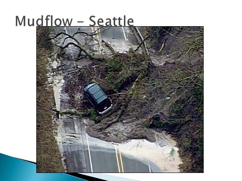 Mudflow - Seattle