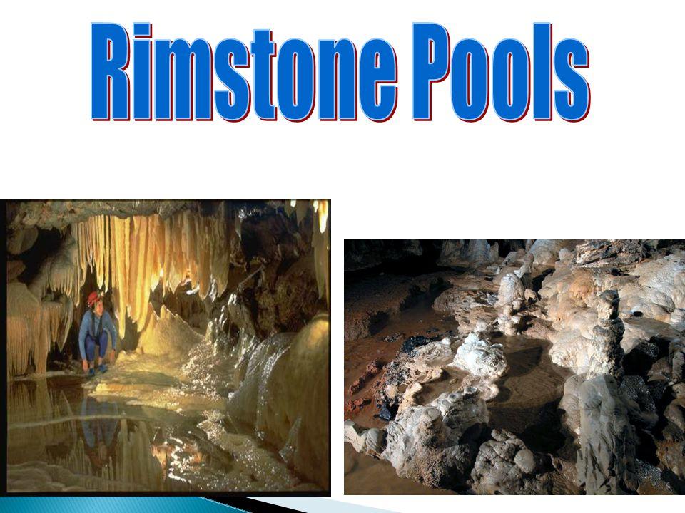 Rimstone Pools