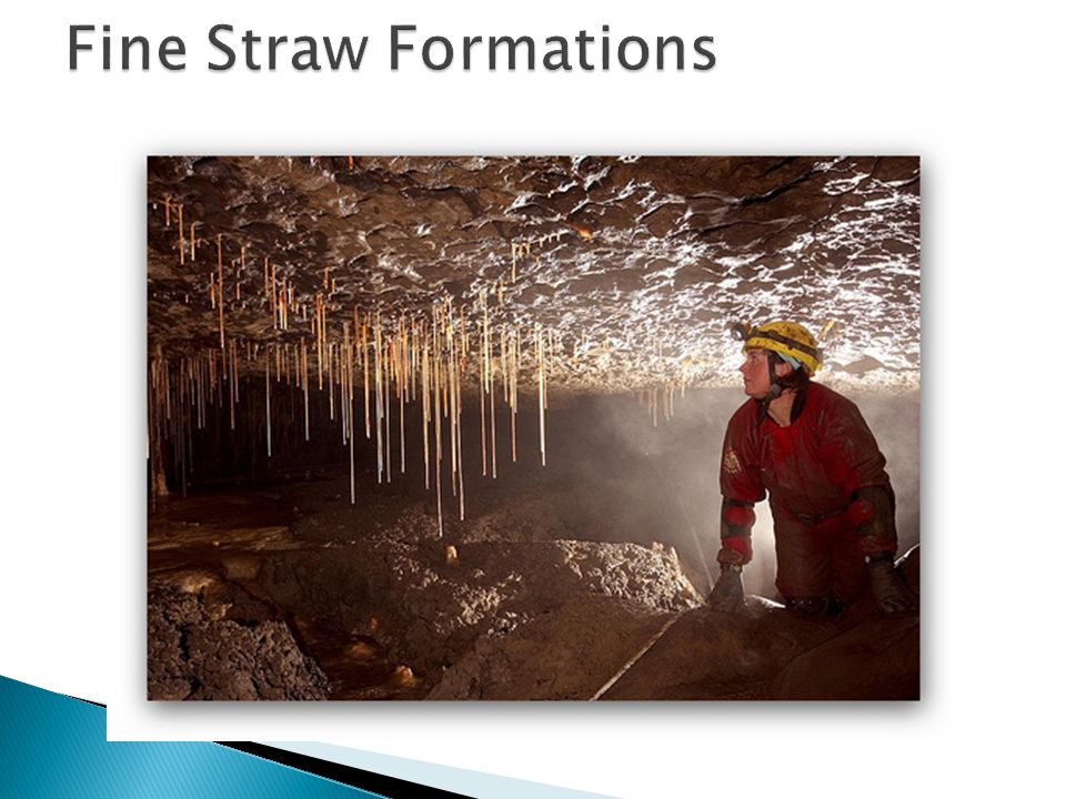 Fine Straw Formations