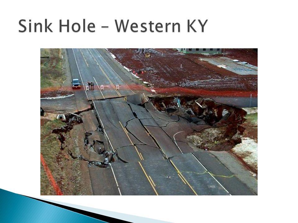 Sink Hole – Western KY