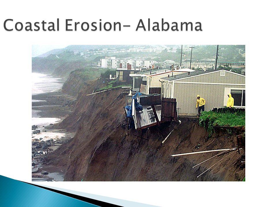 Coastal Erosion- Alabama