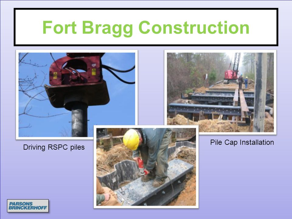 Fort Bragg Construction