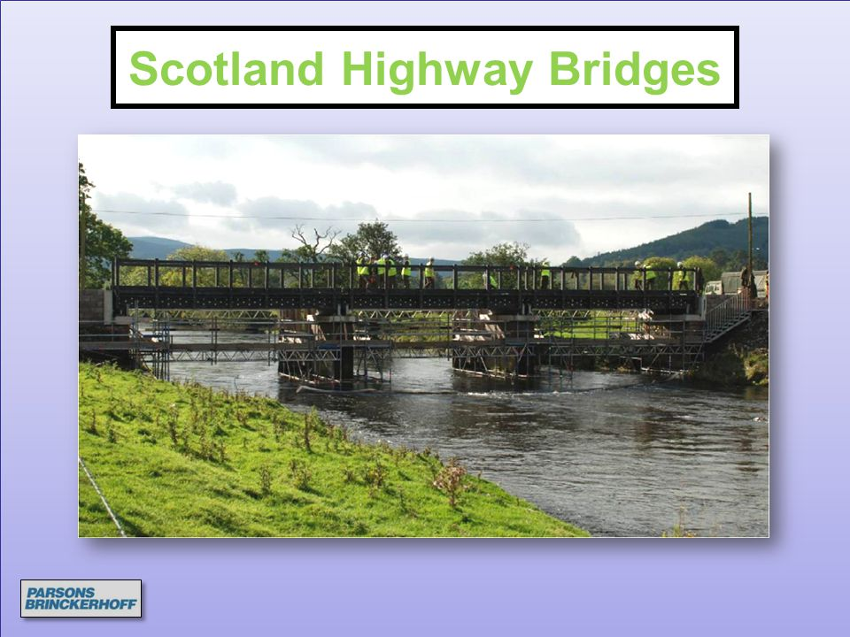 Scotland Highway Bridges