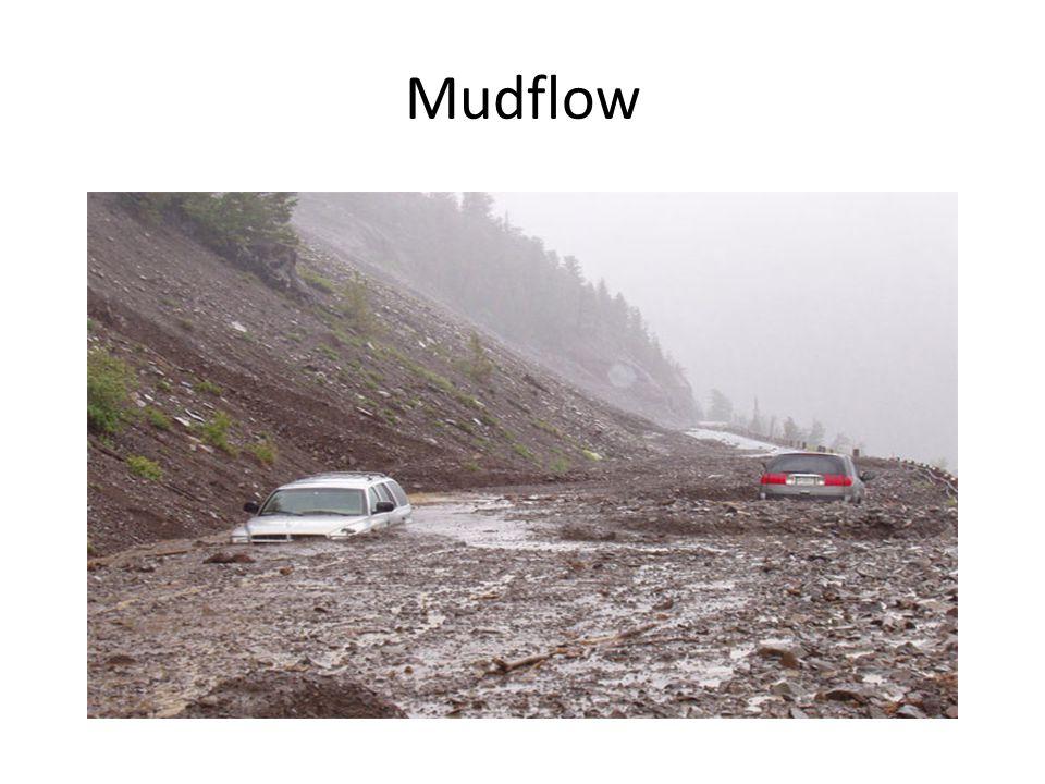 Mudflow