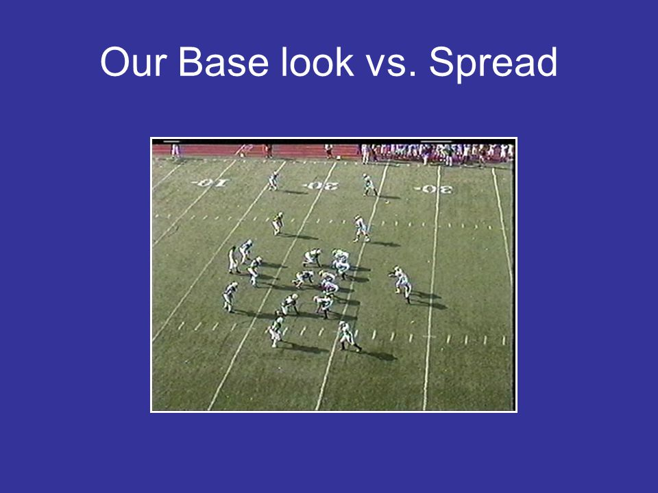 Our Base look vs. Spread