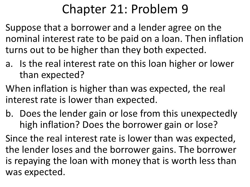 Chapter 21: Problem 9