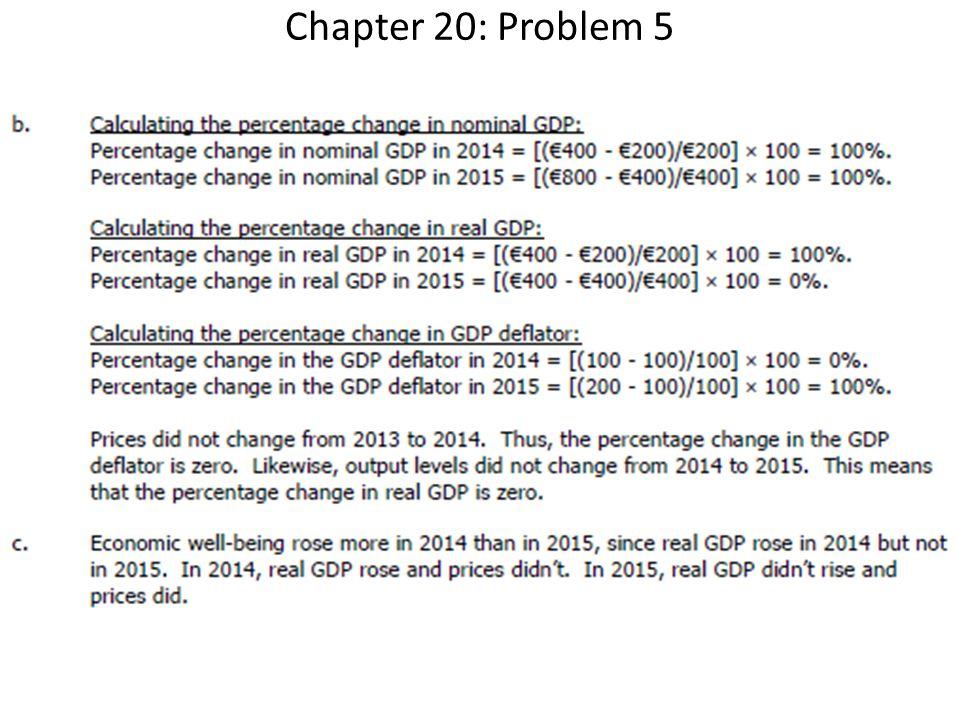 Chapter 20: Problem 5