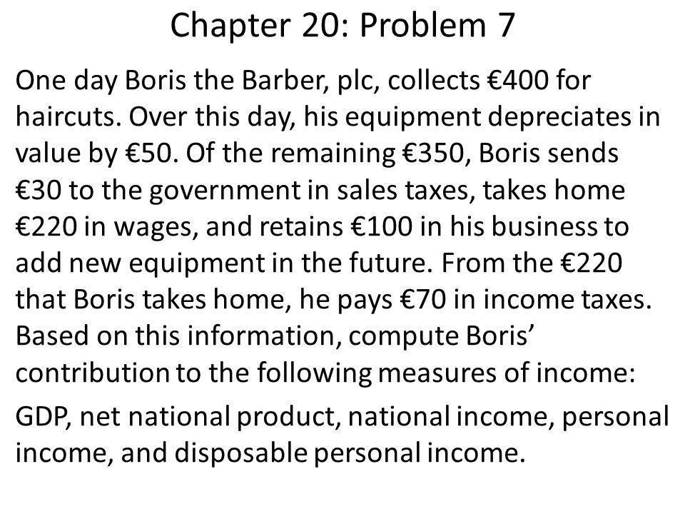 Chapter 20: Problem 7