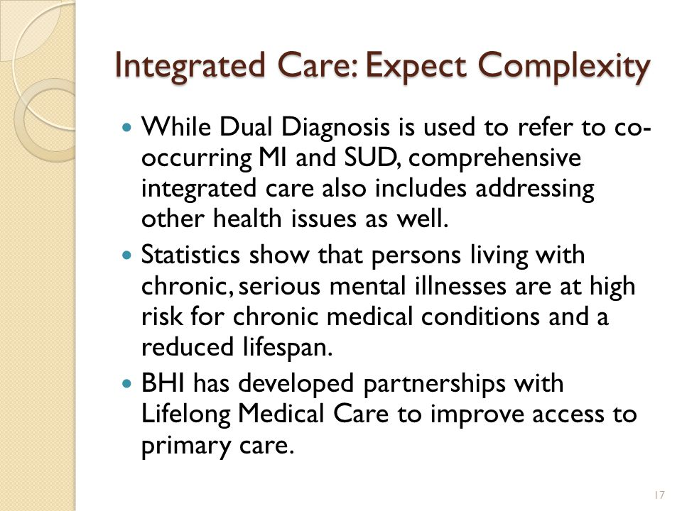 Integrated Care: Expect Complexity