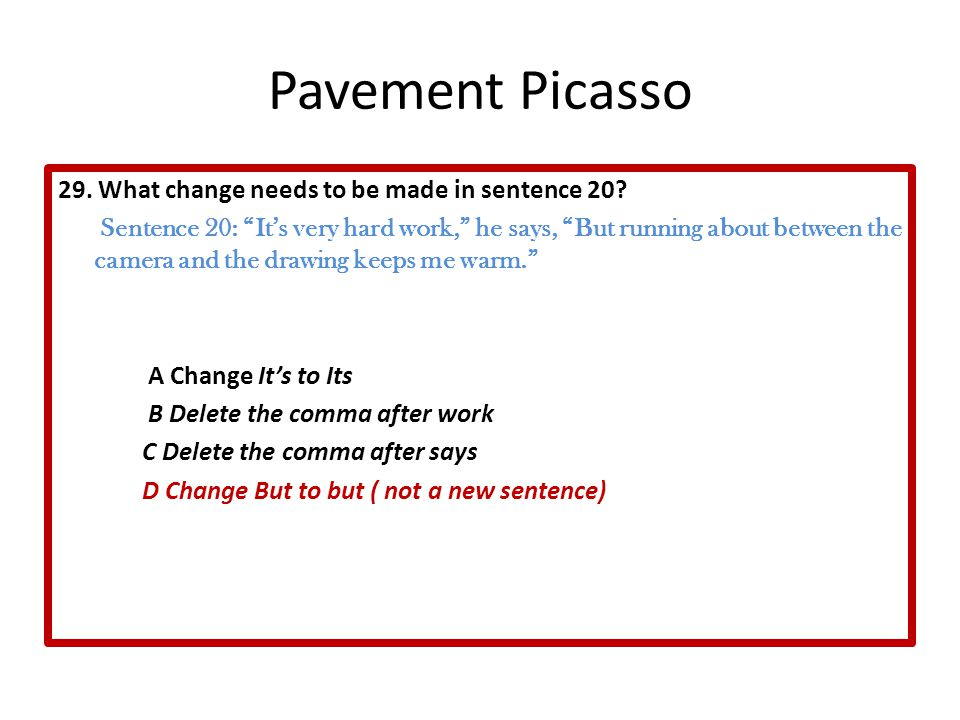 Pavement Picasso