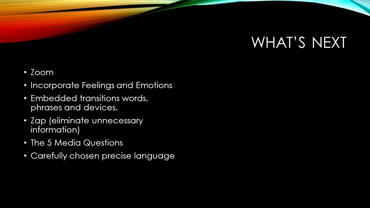 What's Next Zoom Incorporate Feelings and Emotions
