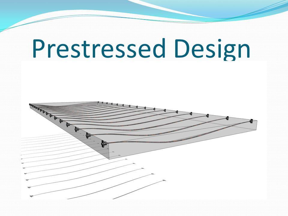 Prestressed Design