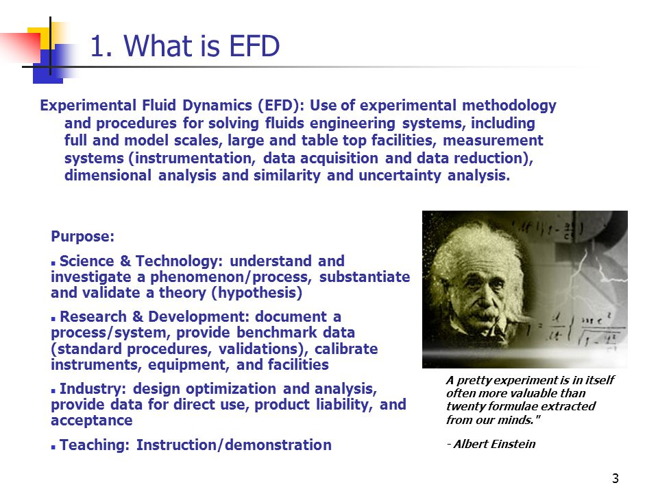 1. What is EFD 4/13/2017.