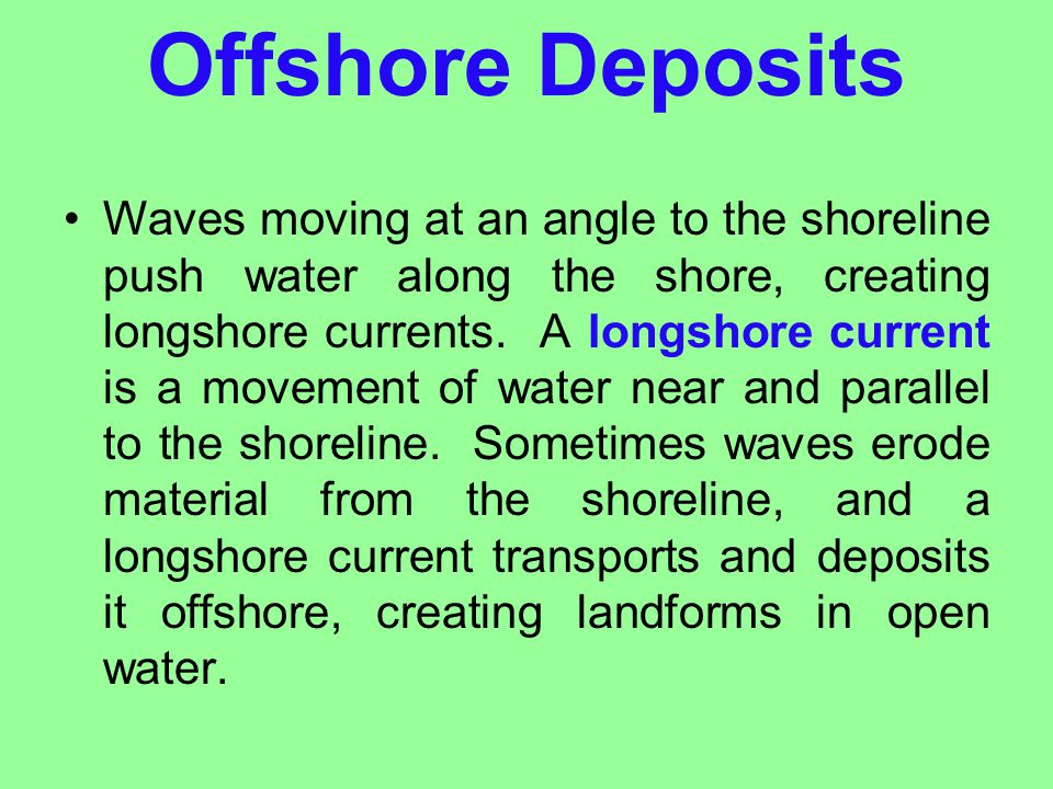 Offshore Deposits