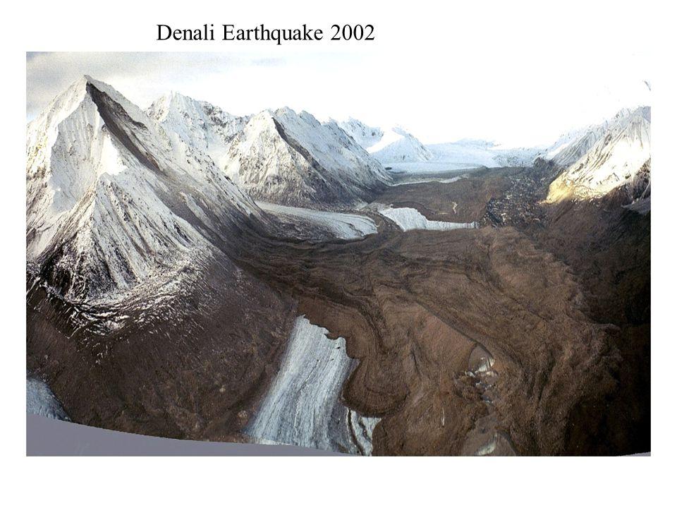 Denali Earthquake 2002