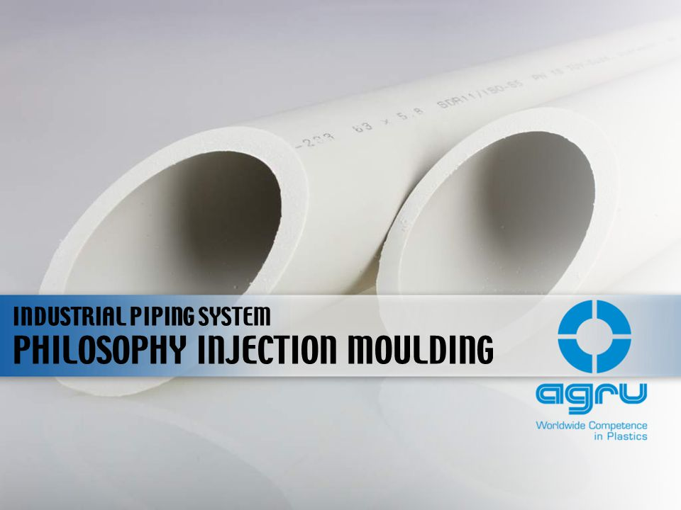 PHILOSOPHY INJECTION MOULDING