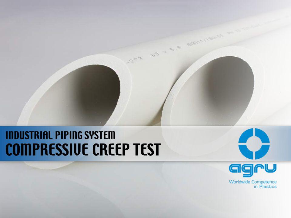 COMPRESSIVE CREEP TEST