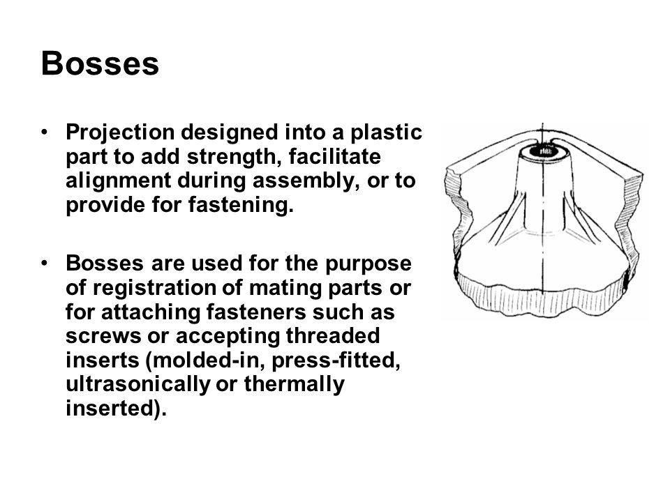 Plastic Fasteners, Welding, and Bonding