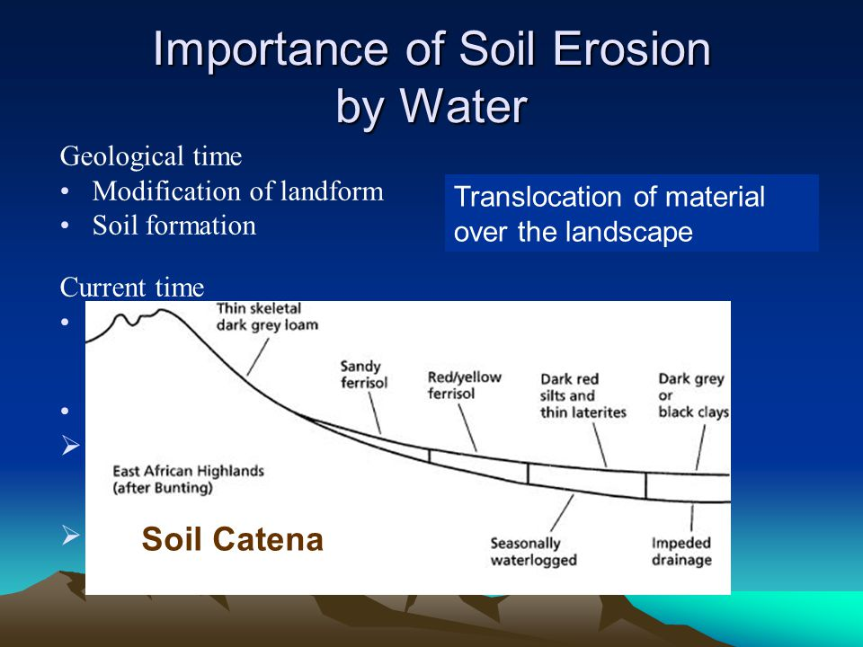 soil erosion peter kinnell ppt video online download