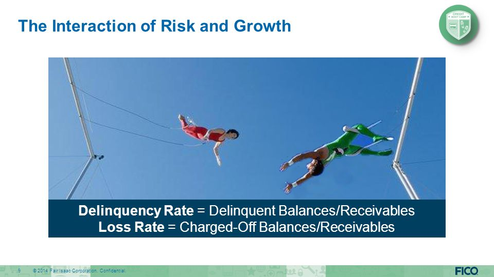 The Interaction of Risk and Growth