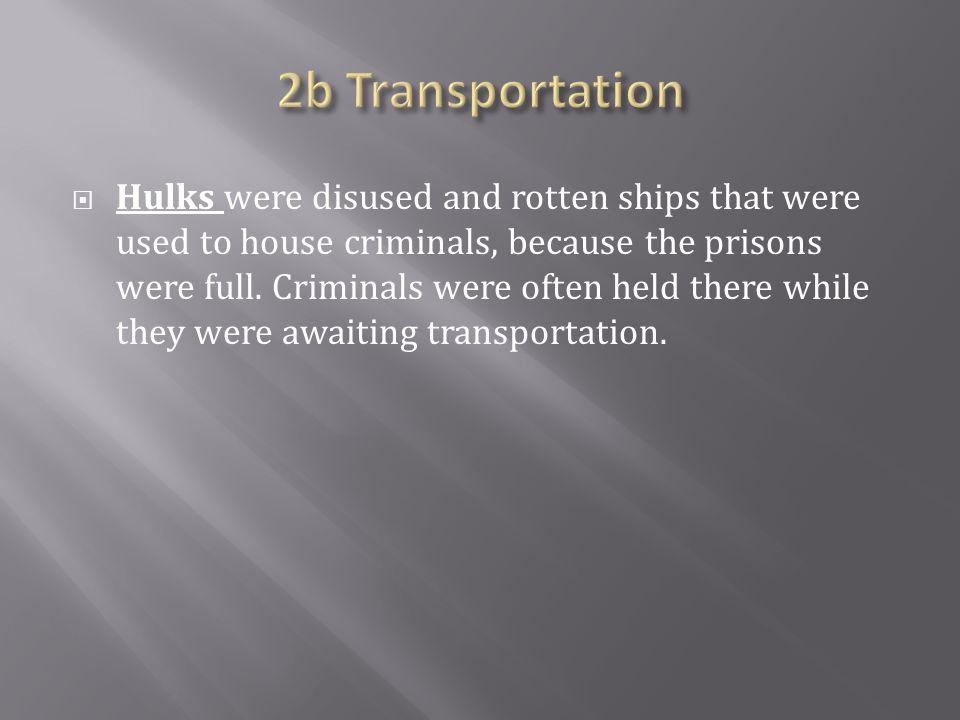 2b Transportation