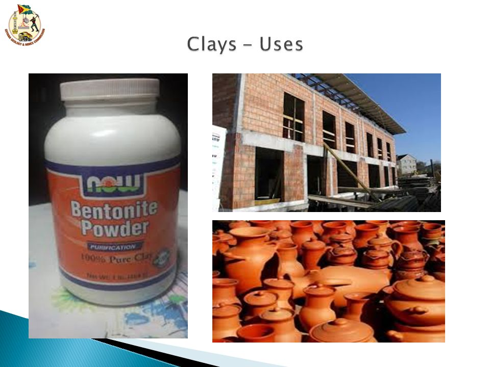 Clays - Uses