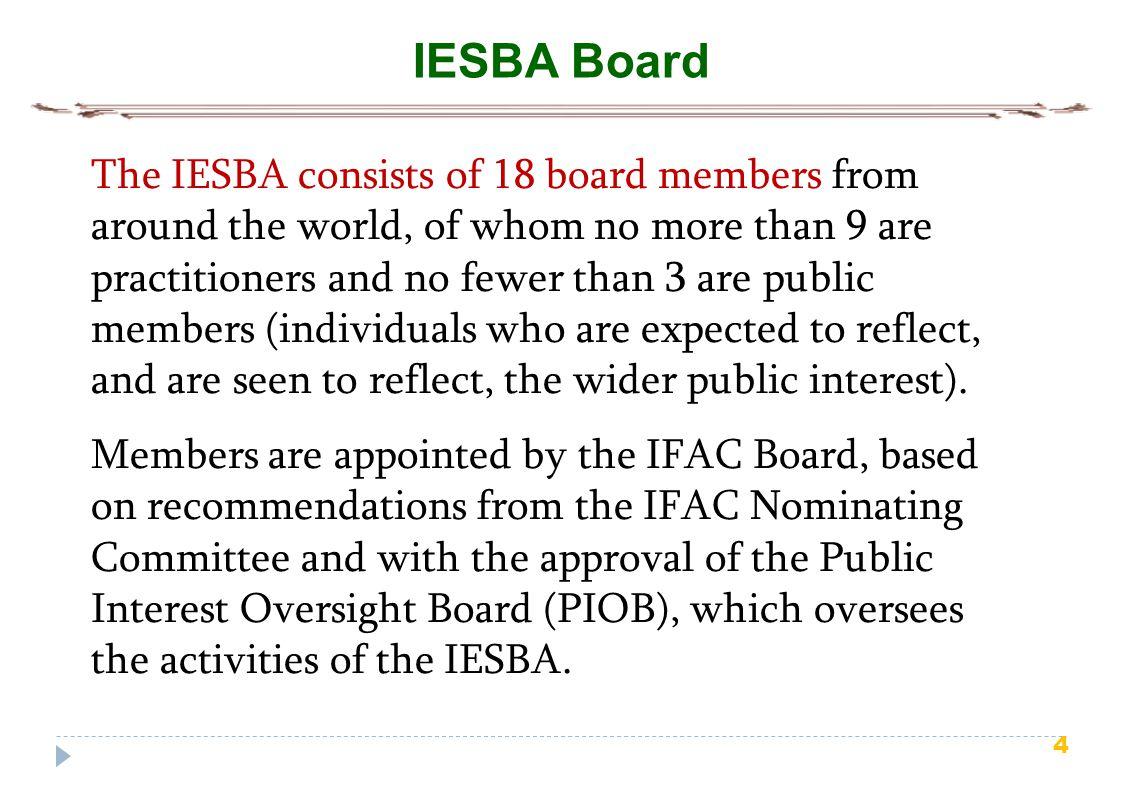 IESBA Board