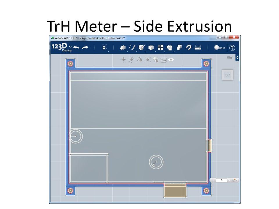 TrH Meter – Side Extrusion