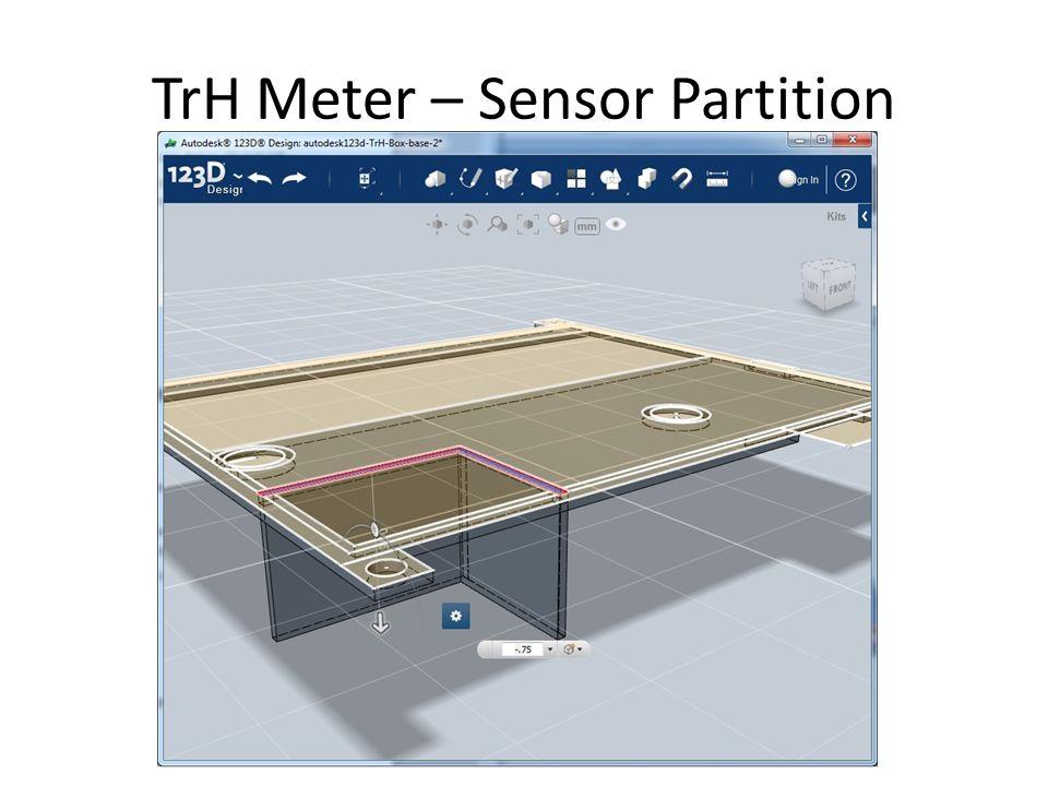 TrH Meter – Sensor Partition
